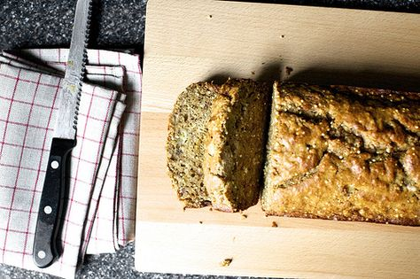crackly banana bread | smitten kitchen | Recipees | Pinterest ...