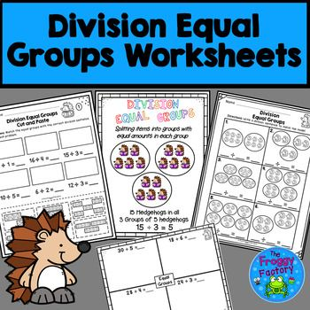 Pin On 3rd Math Equal groups worksheets 3rd grade