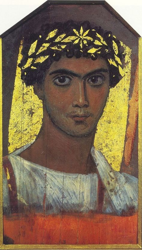 fayoum | Retratos, Imagenes de tesoros, Roma antigua