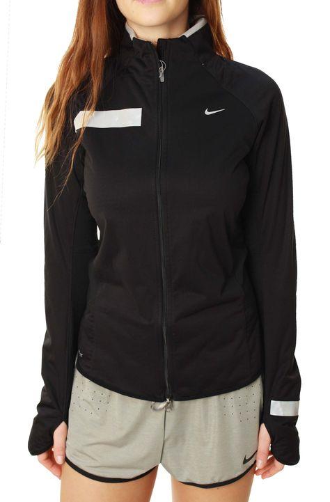 57b83a3072dc Nike Women s Dri-Fit Element Shield Full Zip Running Jacket
