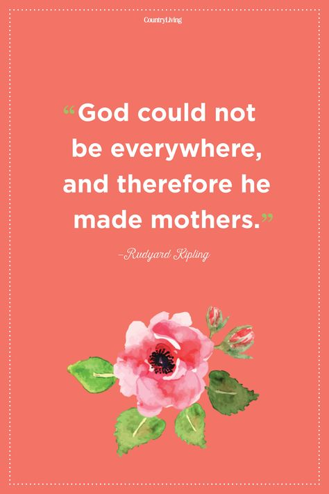 26 Mother's Love Quotes