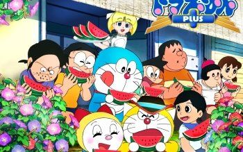 New Doremon Movie Doraemon Wallpapers Anime Friends Wallpaper Hd