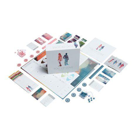 Fog of Love Board Game- Male/Female Version - Walmart.com