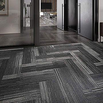 Advabtages And Disadvantages Of Carpet Tiles Savillefurniture Carpet Tiles Commercial Carpet Tiles Commercial Carpet