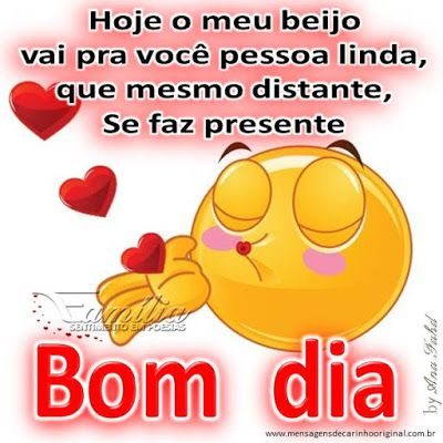 The 13 Best Frases De Bom Dia Images On Pinterest Buen Dia Good