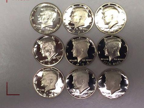 2000-2007 S Complete Set Jefferson Nickel Gem Proof Run 10 Coins US Mint 2000/'s