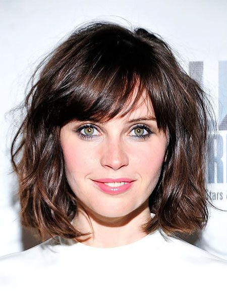 15 Attractive Short Wavy Hairstyles For Women Short Wavy Hair Wavy Bob Hairstyles Thick Hair Styles