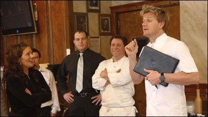 Kitchen Nightmares Peter S Closed Kitchen Nightmares Pep Talks Chef Gordon Ramsay