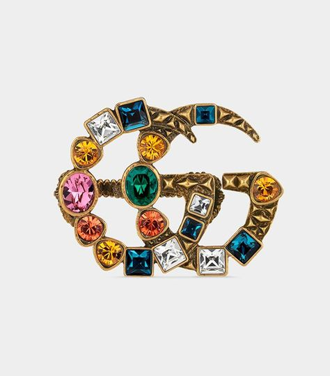 c86639b8026 Crystal Double G Multi-Finger Ring Gucci. Crystal Double G Multi-Finger  Ring Gucci. Подробнее... 5 Gucci Facts You Never Knew