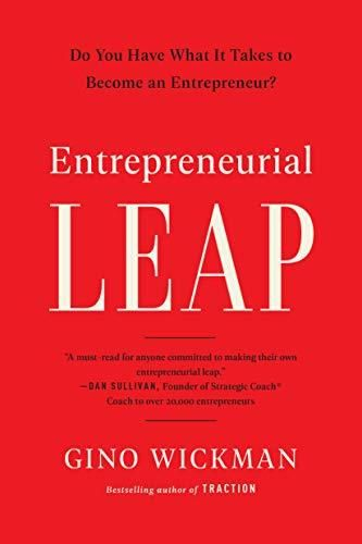 Entrepreneurial Leap: Do You Have What it Takes to Become an Entrepreneur? - Default