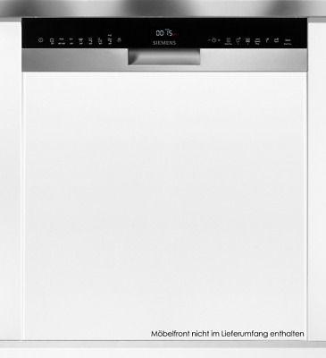 Ebay Sponsored Siemens Teilintegrierbarer Geschirrspuler Iq500 Iq500 Sn558s06te Spulmaschine Eek A Geschirrspuler Spulmaschine Geschirr