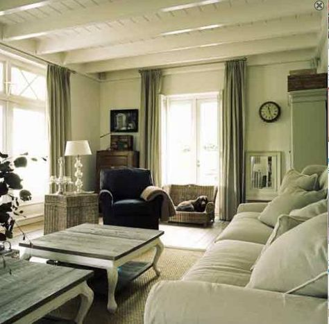 White Cream And Sage Pale Green Living Room Master Bedroom