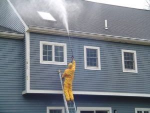 The Importance Of Regular Commercial Power Washing How Often Do You Have Your H In 2020 Pressure Washing Services Pressure Washing Cleaning Gutters