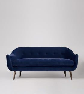 Sofas   Fabric & Leather Sofas Online   Swoon   Swoon   Old ...