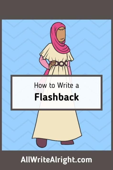 How to Write a Flashback