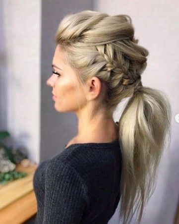 Luxury Zopf Frisuren Einfach Frisuren Luxury Zopf Frisuren Einfach Zopffrisurenmann Zopff In 2020 Braided Hairstyles Easy Braided Hairstyles Easy Hairstyles