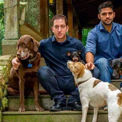 Image result for Greenwald dog boyfriend