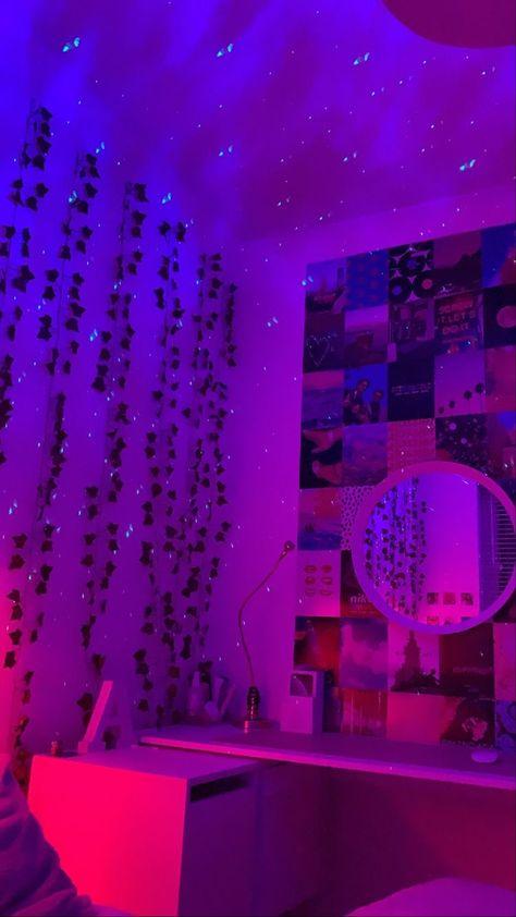 Indie Room Decor, Cute Room Decor, Aesthetic Room Decor, Teen Room Decor, Aesthetic Light, Aesthetic Girl, Aesthetic Women, Aesthetic Indie, Aesthetic Black