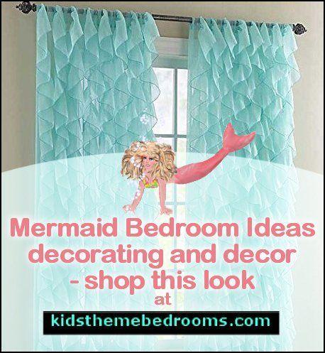 Mermaid Bedroom Decor Mermaid Bedroom Ideas Mermaidbedroom