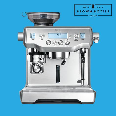6 Months Free Subscription Sage Oracle Espresso Machine