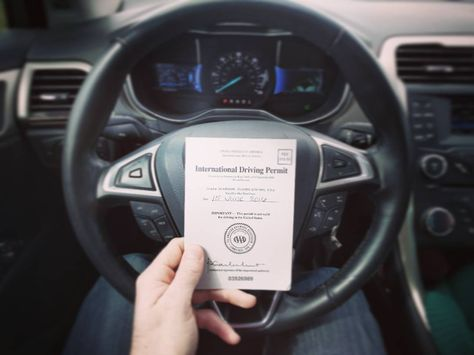Watch Out World With Images Driving Permit International