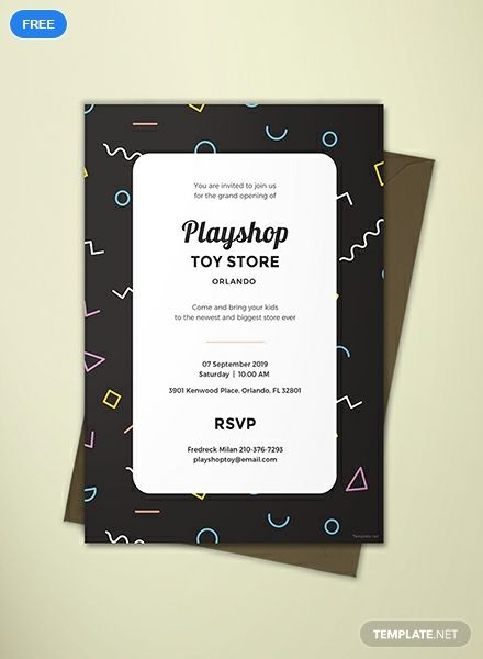 Free Event Invitation Event Invitation Templates