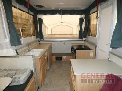 Used 2007 Palomino Elite 9147 Folding Pop Up Camper At General Rv