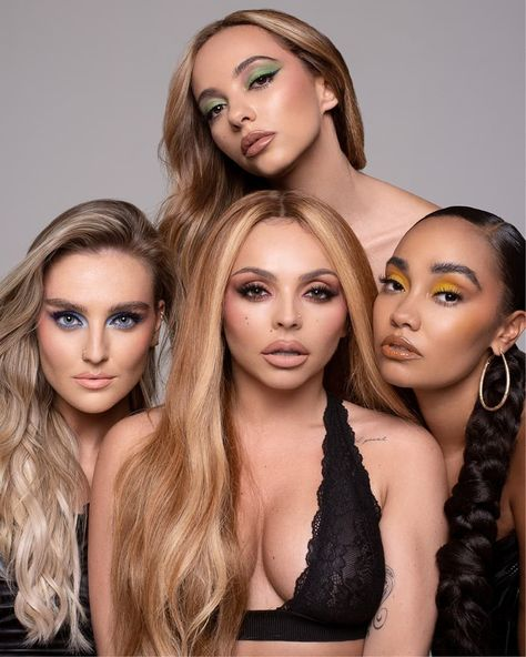 """fyeahlittlemix: """"Little Mix for House of Solo """""""