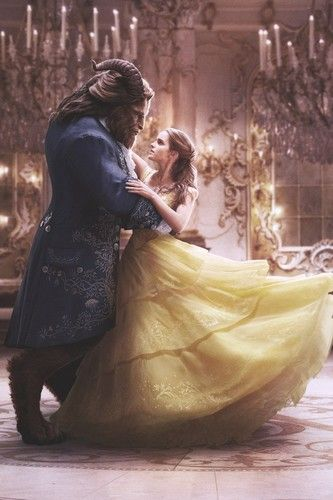 Beauty And The Beast 2017 Wallpaper