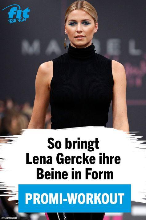 Model und Moderatorin Lena Gercke lässt das Bein-Workout niemals ausfallen. Mit den Worten 'Never skip leg day'zeigt das fitte Model ihrer Instagram-Community in einem Video, wie sie aktuell ihre Beine trainiert. Die fünf Kraft- und Cardioübungen fordern die Muskeln deiner Oberschenkel und Waden sowie deine Gesäßmuskulatur ordentlich heraus!Das sind Lena Gerckes Bein-Übungen: #Promiworkout #LenaGercke