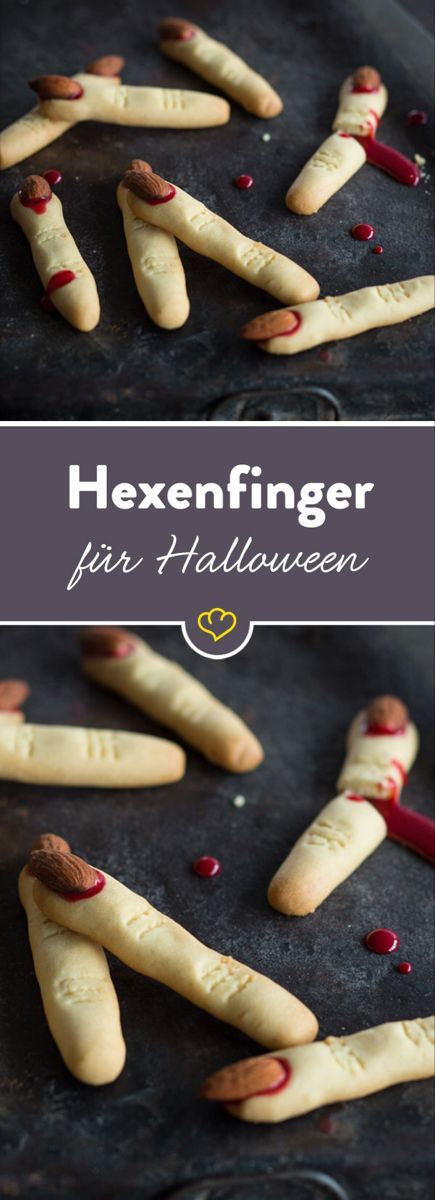 Photo of Knusprige Hexenfinger – Halloweenkekse selber backen