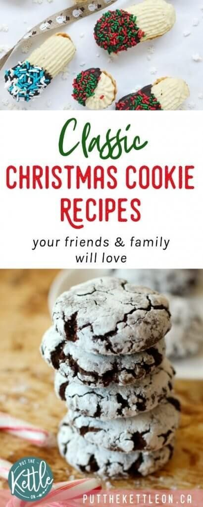 Classic Christmas Cookies To Impress Your Friends And Family Cookies Recipes Christmas Classic Christmas Cookie Recipe Traditional Christmas Cookies
