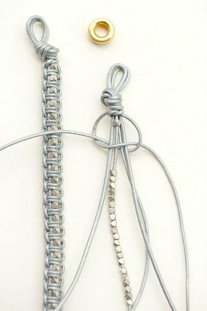 Braided jewelry with pearls - creative jewelry ideas -  Braided jewelry with pearls – creative jewelry ideas, #Geflochtener #Kreative #With #Perlen #Jewe - #Braided #Creative #diyjewelrybracelets #diyjewelrycratfs #ideas #Jewelry #pearls