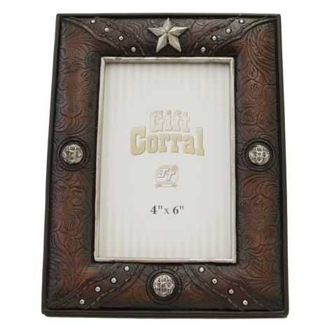 Western Picture Frame | rustic home decor | Pinterest | Western ...