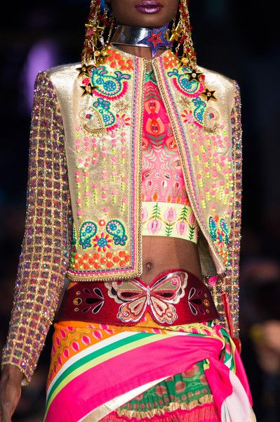 New embroidery designs indian fashion couture week ideas