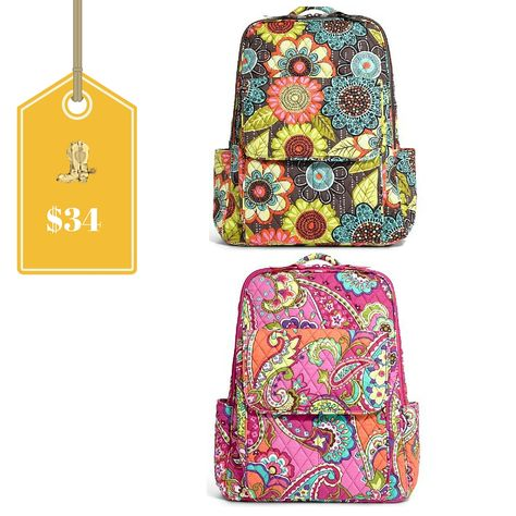 Vera Bradley Ultimate Backpack Only  27.19 Shipped (Regular  88 ... 238321e239