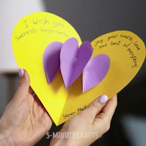 Creative paper crafts! - MyKingList.com