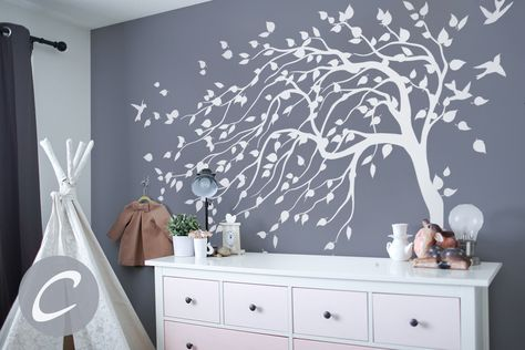 you want to make your baby room special - choose your wall decal
