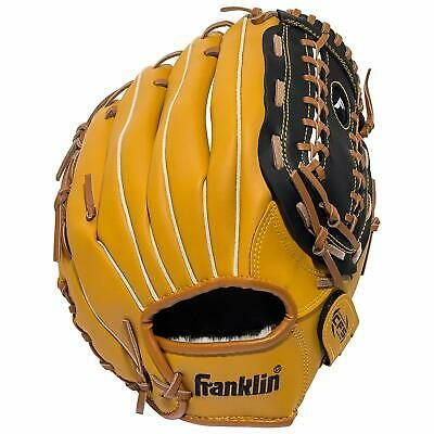 Advertisement Ebay Franklin Sports Field Master Series Baseball Gloves Yellow Right Hand Throw 12 Franklin Sports Softball Gloves Baseball Softball