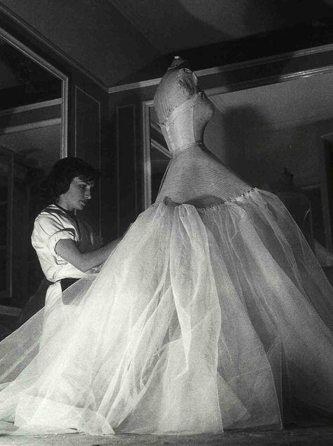 Dior Vintage Alta Costura