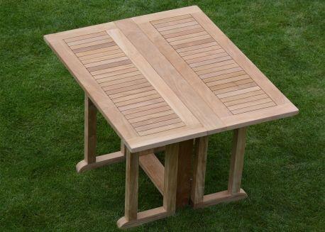 table pliante ideale petites surfaces