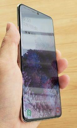 5g galaxy sc-51a s20 Samsung Galaxy
