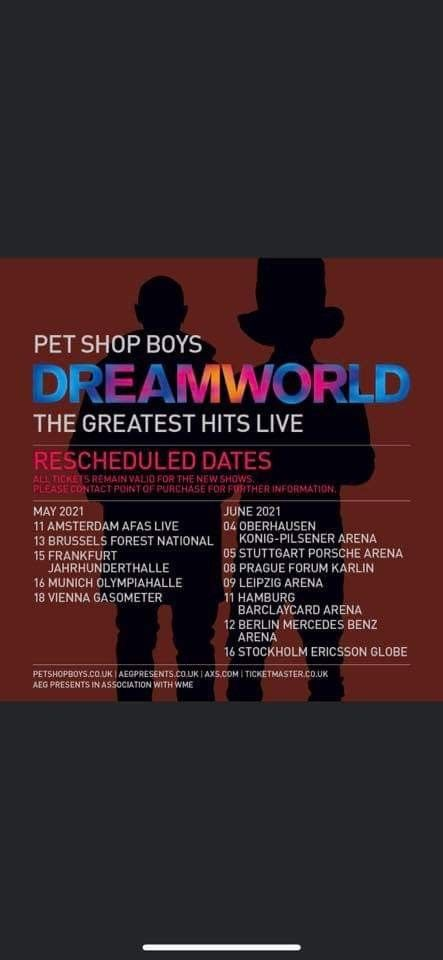 Pin Auf Pet Shop Boys