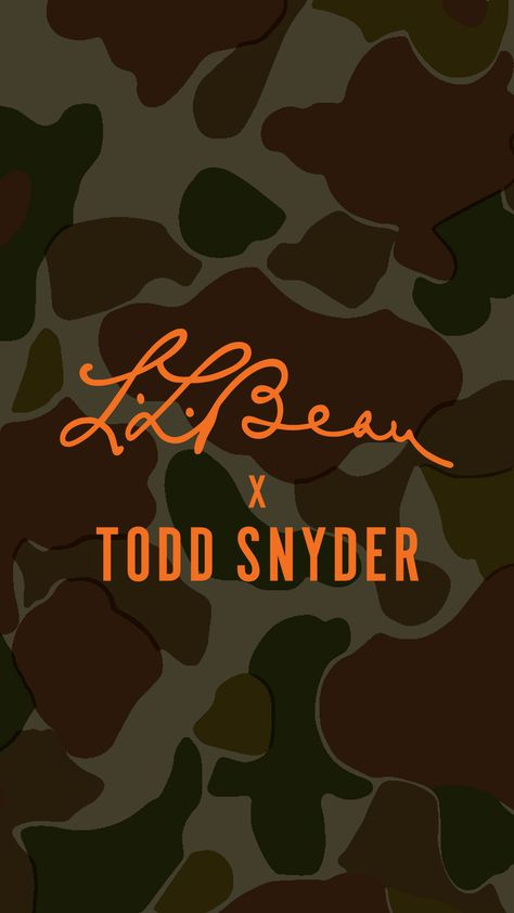 Introducing L.L.Bean x Todd Snyder. A limited-edition collection, inspired by the L.L.Bean archives. Available now!