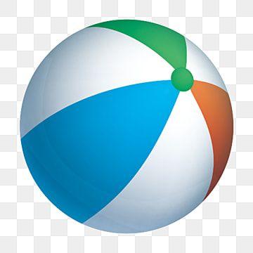 Transparent Beach Ball Png Clipart Bola De Praia Festa Na Piscina Festa Na Piscina Infantil