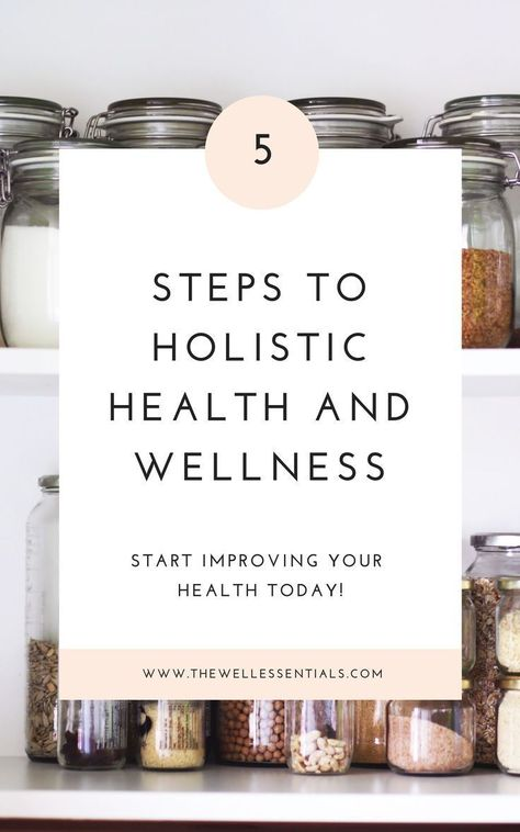 The 5 Aspects Of Holistic Health And Why They Are So Important