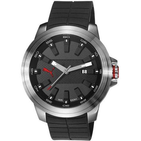 Puma Time Herren Armbanduhr Ocean Race Chronograph Quarz