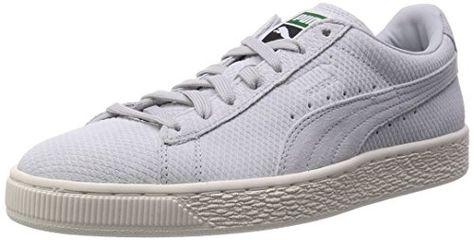 Basket Classic Pearl, Sneakers Basses Mixte Adulte, Blanc White-Silver 01, 40 EUPuma