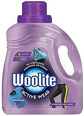 Amazon Com Woolite Active Wear Laundry Detergent 50 Loads Sport