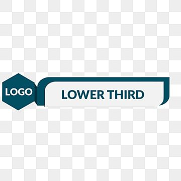 Modern Style Lower Third Banners Video Bar Text Bar Lower Third Png Transparent Clipart Image And Psd File For Free Download Lower Thirds Lower Modern Style